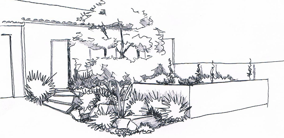 Dessiner un jardin collection design for Dessiner un jardin